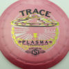 Trace - pink - plasma - black - yellow-green-fade - silver - 171g - 173-1g - neutral - somewhat-stiff