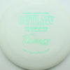Outlaw - white - icon - green - 304 - 175g - 175-5g - somewhat-flat - neutral