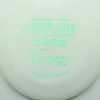 Outlaw - white - icon - green - 304 - 175g - 177-9g - somewhat-flat - neutral