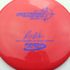 2x Wysocki Destroyer - Classic Signature Stamp - redpink - blue-fracture - 173-175g-2 - 174-1g - somewhat-domey - somewhat-stiff