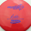 2x Wysocki Destroyer - Classic Signature Stamp - redpink - blue-fracture - 173-175g-2 - 174-3g - somewhat-domey - somewhat-stiff