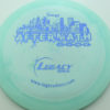 Aftermath - Swirly Icon - blue-mini-dots-and-stars - 174g - 175-5g - somewhat-flat - neutral