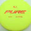 Pure - yellow - opto - red - 174g - 175-5g - neutral - neutral
