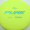 Pure - yellow - opto - teal - 175g - 176-7g - neutral - neutral