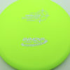 Mako3 - yellowgreen - star - silver-squares - 175g - 176-9g - somewhat-domey - neutral
