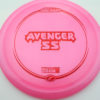 Avenger SS - pink - z-line - red-fracture - 173-175g - 176-0g - neutral - somewhat-stiff