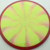 Cosmic Neutron Insanity - red-pink - 830 - 172g - 172-3g - somewhat-flat - neutral