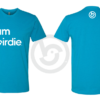 Birdie Expressions Tee - turquoise - xl