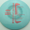 2021 DGPT Undertaker - Limited Edition - esp - red-squares - 173-175g - 175-5g - somewhat-domey - somewhat-stiff