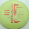 2021 DGPT Undertaker - Limited Edition - esp - red-squares - 173-175g - 174-5g - somewhat-domey - somewhat-stiff
