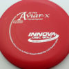 Jk Aviar-x - Pro - red - silver - 304 - 175g - 173-7g - somewhat-puddle-top - neutral