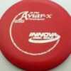 Jk Aviar-x - Pro - red - silver - 304 - 175g - 175-3g - somewhat-puddle-top - somewhat-gummy