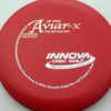 Jk Aviar-x - Pro - red - silver - 304 - 175g - 175-5g - somewhat-puddle-top - somewhat-gummy