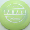 McBeth Anax - silver-dots-small - 174g - 175-9g - somewhat-domey - neutral