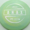 McBeth Anax - silver-dots-small - 174g - 175-0g - somewhat-domey - neutral