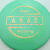 McBeth Anax - gold-fracture - 170-172g - 173-9g - somewhat-domey - neutral