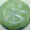 Bloom Drop Swirl Ti Avenger SS - OTB Exclusive - silver-hearts - 170-172g - 173-4g - neutral - somewhat-stiff