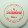 Emac Judge - white - classic-blend - red - 175g - 172-9g - pretty-flat - somewhat-gummy