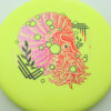 Praxis - Aura - yellow - red-pink - gold - black - 175g - 176-3g - somewhat-flat - neutral