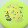 Praxis - Aura - yellow - yellow-green-fade - gold - black - 175g - 176-3g - somewhat-flat - neutral