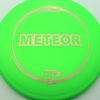 Meteor - green - z-line - gold-dots-mini - 177g-2 - 181-0g - somewhat-domey - neutral