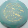 Bloom Drop Swirl Ti Avenger SS - OTB Exclusive - gold-shatter-dots - 173-175g - 174-3g - neutral - somewhat-stiff
