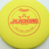 Judge - yellow - classic-blend - red - 304 - 173g - 174-0g - pretty-flat - somewhat-gummy
