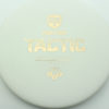 Discmania Tactic - white - exo-soft - gold - 173g - 173-1g - super-flat - somewhat-gummy