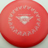 USDGC Roc - red - luster-champion - silver - 304 - 180g - 178-7g - somewhat-domey - neutral