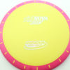 Nova - yellow - pink - xt - silver - 304 - 175g - 174-6g - somewhat-domey - somewhat-gummy