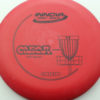 Aviar - Putt and Approach - red - dx - black - 304 - 175g - 176-8g - pretty-flat - somewhat-stiff