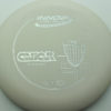 Aviar - Putt and Approach - white - dx - silver - 304 - 175g - 172-5g - pretty-flat - somewhat-stiff