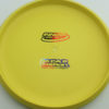 Aviar - Putt and Approach - yellow - dx - rainbow-jelly-bean - 304 - 175g - 176-1g - somewhat-flat - neutral