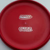 Aviar - Putt and Approach - red - dx - silver-dots-small - 304 - 175g - 175-9g - somewhat-flat - neutral