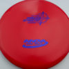 Mako3 - red - star - blue-fracture - 180g - 179-4g - somewhat-domey - neutral