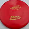 Mako3 - red - star - gold - 180g - 179-2g - somewhat-domey - neutral