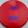 Mako3 - red - star - blue-fracture - 180g - 180-6g - somewhat-domey - neutral