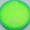 Insanity - yellowgreen - blue-green - proton - silver - 304 - 1194 - 168g - 169-0g - somewhat-flat - somewhat-stiff