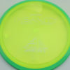 Insanity - yellow - yellow-green - proton - silver - 304 - 1194 - 159g - 159-9g - somewhat-flat - somewhat-stiff