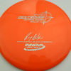 2x Wysocki Destroyer - Classic Signature Stamp - orange - silver-dots-small - 172g - 171-7g - somewhat-domey - neutral