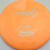 2x Wysocki Destroyer - Classic Signature Stamp - light-orange - silver-dots-small - 173-175g-2 - 175-2g - somewhat-domey - neutral