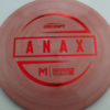 McBeth Anax - red-squares - 170-172g - 173-4g - somewhat-domey - somewhat-stiff