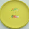 Aviar - Putt and Approach - yellow - dx - rainbow-jelly-bean - 304 - 175g - 173-7g - pretty-flat - somewhat-stiff