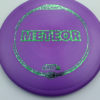 Meteor - purple - z-line - greensilver-spotted-blocks - 177g-2 - 177-8g - somewhat-domey - neutral