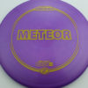 Meteor - purple - z-line - yellow - 177g-2 - 178-4g - somewhat-domey - neutral
