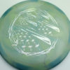 Bloom Drop Swirl Ti Avenger SS - OTB Exclusive - silver-flowers - 173-175g - 173-8g - neutral - somewhat-stiff