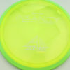 Insanity - yellow - light-green - proton - silver - 304 - 1194 - 173g - 174-5g - somewhat-flat - neutral