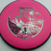 Special Edition Nomad - Electron Soft - James Conrad - Drop 2 - pink - 175g - 177-1g - somewhat-flat - somewhat-gummy
