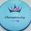 Paradox - DGPT Championships - Neutron - light-blue - blue - pink-purp-fade - black - silver - 179g - 178-5g - somewhat-domey - neutral