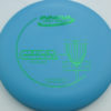 Aviar - Putt and Approach - blue - dx - green - 304 - 175g - 173-4g - somewhat-flat - somewhat-stiff